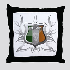 Irish pride Throw Pillow